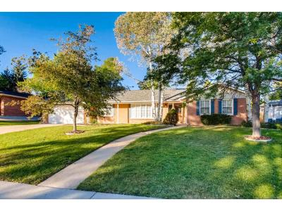 Single Family Home Under Contract: 3751 South Hillcrest Drive