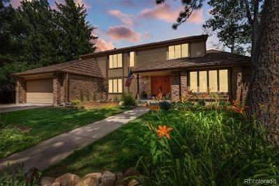 Greenwood Village CO Single Family Home Active: $865,000