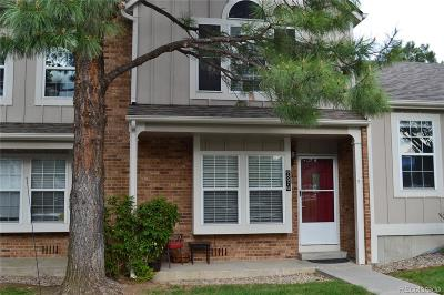 Littleton Condo/Townhouse Active: 9697 West Chatfield Avenue #G