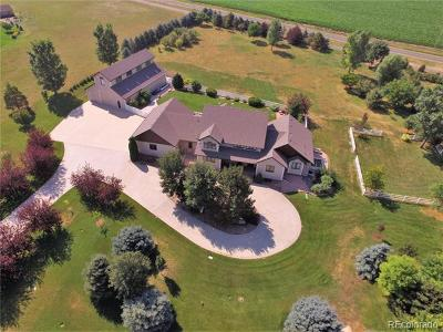 Severance Single Family Home Active: 39006 Rangeview Drive
