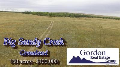 Matheson CO Residential Lots & Land Active: $200,000