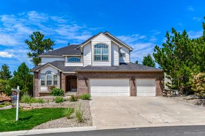 Castle Rock Single Family Home Active: 2007 Woodbourne Terrace