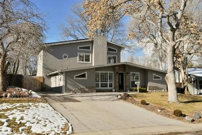Denver Single Family Home Active: 1265 South Grape Street
