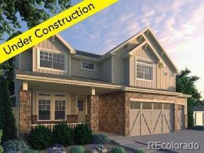Denver Single Family Home Active: 4970 Liverpool Street