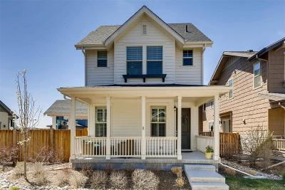 Denver Single Family Home Under Contract: 8946 East 50th Avenue