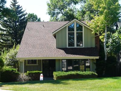 Willow Creek Single Family Home Under Contract: 7615 South Rosemary Circle
