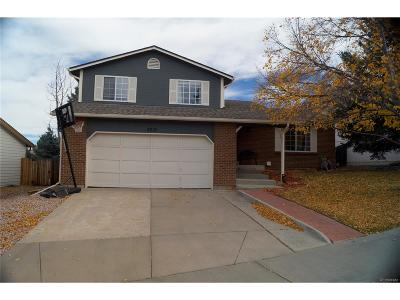 Aurora Single Family Home Active: 4210 South Biscay Circle