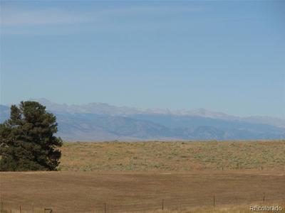 Elbert County Residential Lots & Land Active: 002 Cave Springs Trail