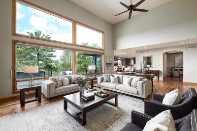 Castle Rock Single Family Home Active: 2816 Saddleback Drive
