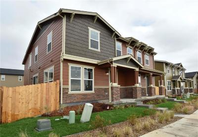 Broomfield Condo/Townhouse Active: 16456 Zuni Place