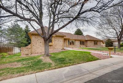Single Family Home Active: 5575 South Emporia Circle