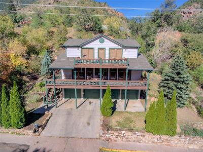 Manitou Springs Single Family Home Under Contract: 404 Ruxton Avenue