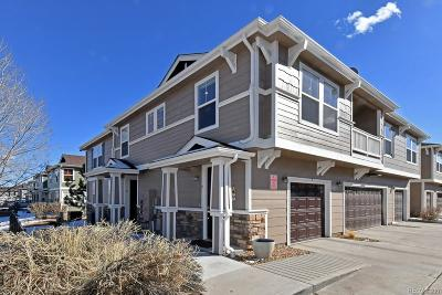 Parker CO Condo/Townhouse Active: $279,000