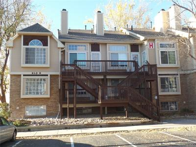Denver Condo/Townhouse Active: 1885 South Quebec Way #H27