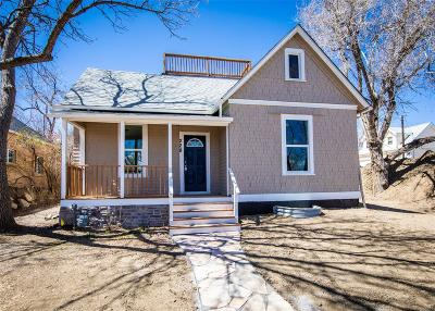 Old Colorado City Single Family Home Under Contract: 228 North 7th Street