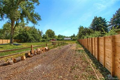 Residential Lots & Land Active: 2420 Iris Street