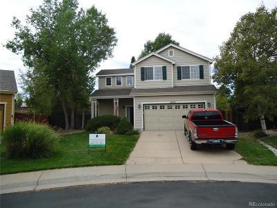 Centennial Single Family Home Active: 20100 East Prentice Lane