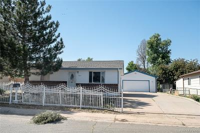 Denver Single Family Home Active: 13192 Olmsted Place