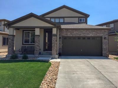Loveland Single Family Home Active: 4006 Via Del Oro Drive