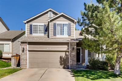 Highlands Ranch Single Family Home Active: 4857 Tarcoola Lane