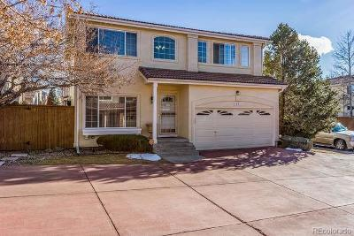 Highlands Ranch Single Family Home Under Contract: 1421 Laurenwood Way