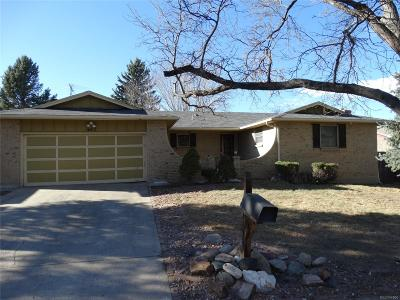 Aurora Single Family Home Under Contract: 683 South Oswego Street