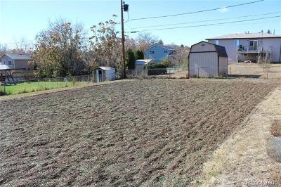 Englewood Residential Lots & Land Active: 4565 South Knox Court