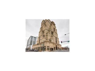 Denver Condo/Townhouse Active: 300 West 11th Avenue #7B