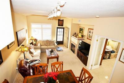 Highlands Ranch Condo/Townhouse Under Contract: 6470 Silver Mesa Drive #F