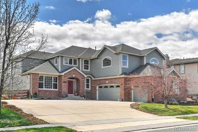 Broomfield Single Family Home Active: 5594 Stoneybrook Drive