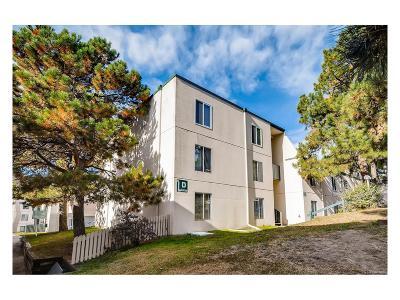 Denver Condo/Townhouse Active: 9700 East Iliff Avenue #D40