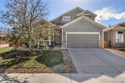 Parker Single Family Home Active: 5445 Military Trail