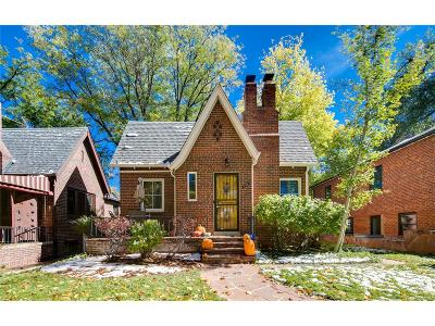 Single Family Home Under Contract: 648 Clermont Street
