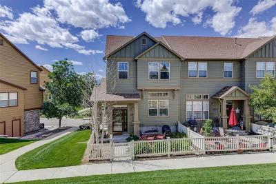 Castle Rock Condo/Townhouse Under Contract: 3922 Pecos Trail