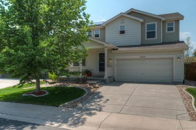 Littleton Single Family Home Active: 5948 Jaguar Way