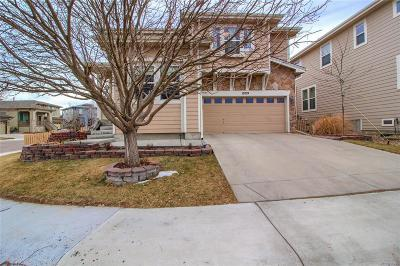 Highlands Ranch Single Family Home Active: 10719 Cherrington Street
