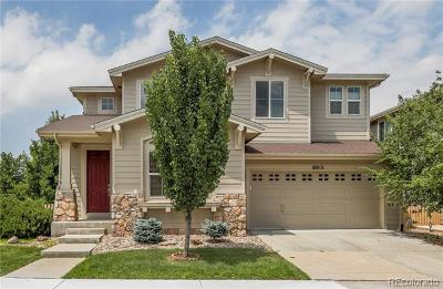 Highlands Ranch Single Family Home Active: 10813 Cedar Brook Street