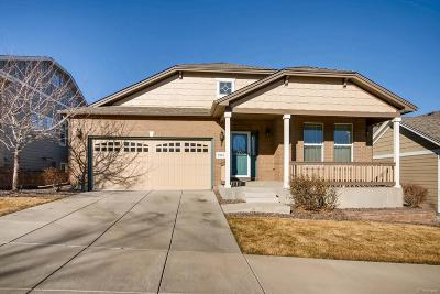 Arvada Single Family Home Active: 8245 West 67th Place
