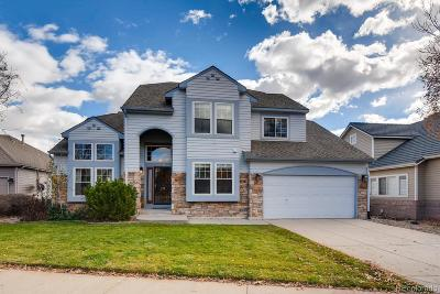 Broomfield Single Family Home Under Contract: 1660 Peregrine Court