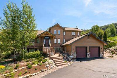 Steamboat Springs Single Family Home Active: 2063 Homestead Court