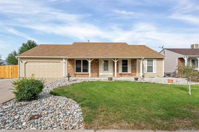 Aurora CO Single Family Home Active: $395,000