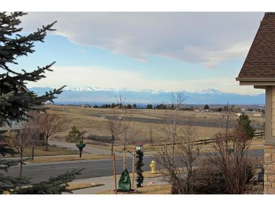 Arapahoe County Condo/Townhouse Under Contract: 7860 South Quatar Court