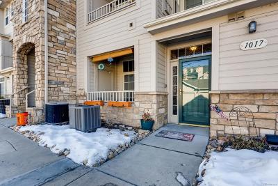 Denver Condo/Townhouse Active: 9550 East Florida Avenue #1017