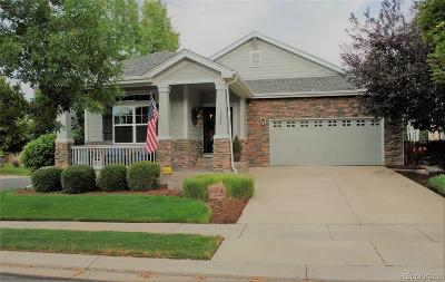 Broomfield Single Family Home Under Contract: 13284 Elk Mountain Way