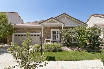Commerce City Single Family Home Active: 11889 Jasper Street
