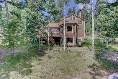Conifer, Evergreen Single Family Home Active: 61 Sacred Mountain Trail