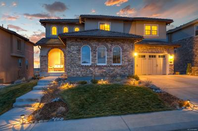 Highlands Ranch Single Family Home Under Contract: 10706 Skydance Drive