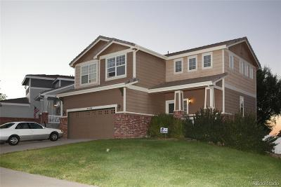 Castle Rock Single Family Home Active: 4104 Bountiful