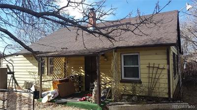 Commerce City Single Family Home Active: 6696 East 80th Avenue