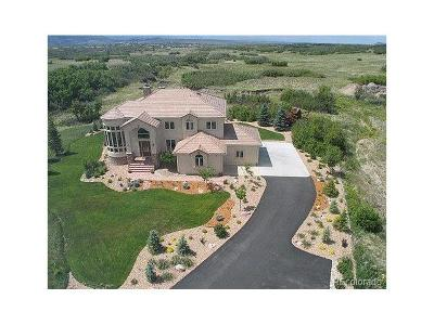 Single Family Home Sold: 2996 Castle Butte Drive